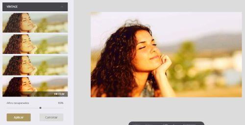 filtros para fotos