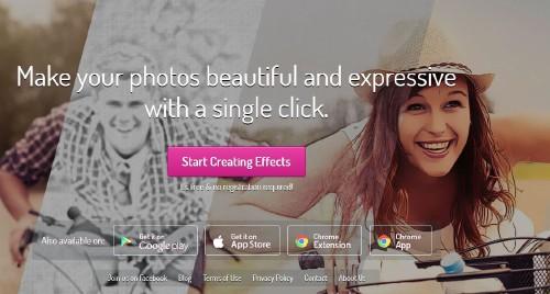 efectos fotos online
